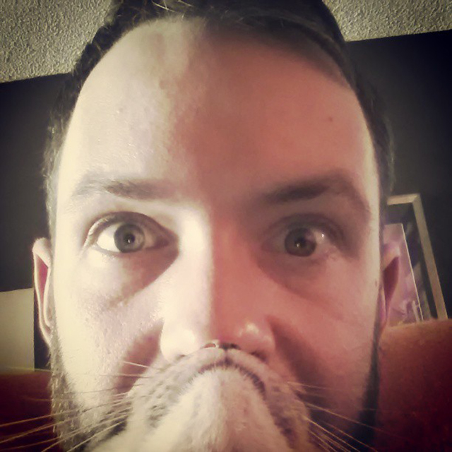 Cat Beard by mr_seltzer