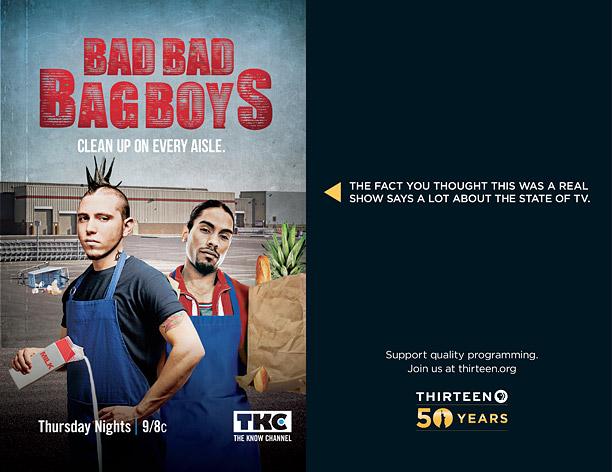 Bad Bad Bag Boys