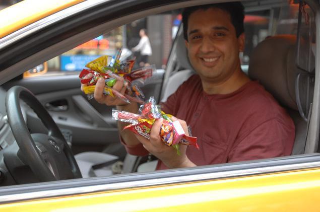 Candy Cab