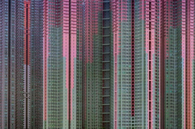 Architecture of Density by Michael Wolf