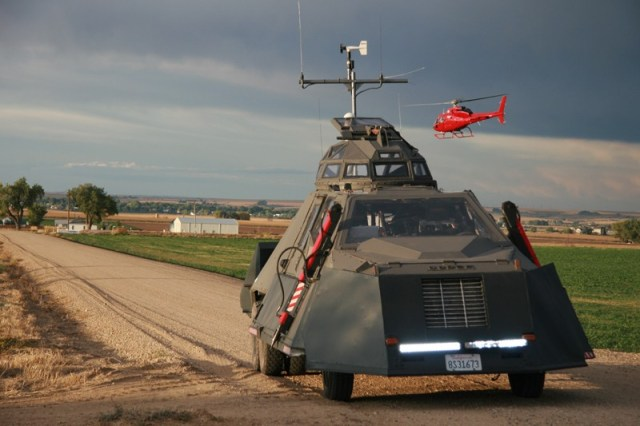 Tornado Intercept Vehicle 2