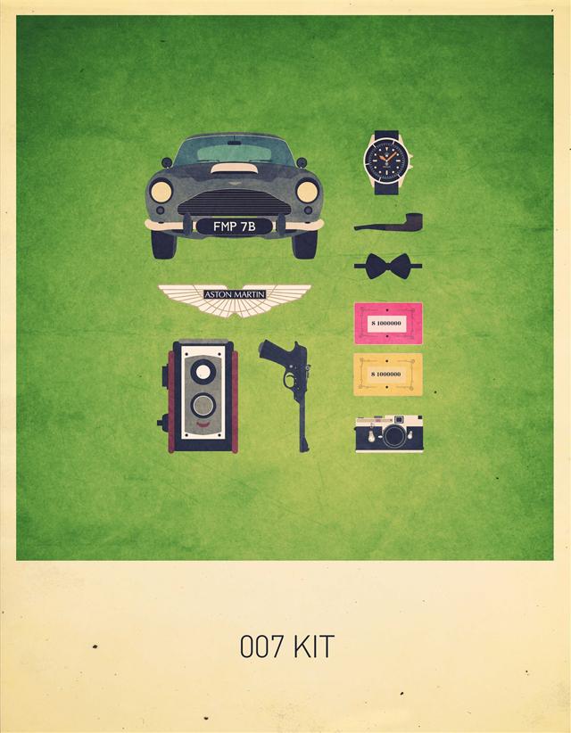 007 Hipster Kit