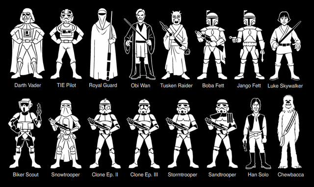 Star Wars Dads