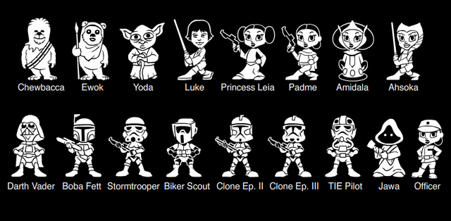 Star Wars Kids