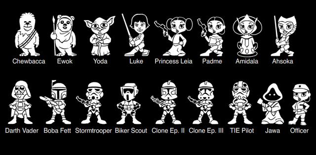 Star Wars Kids
