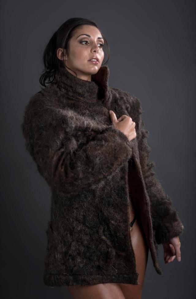 Chest Hair coat