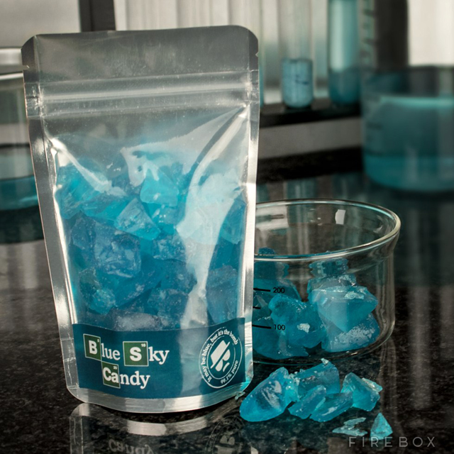 Blue Sky Candy