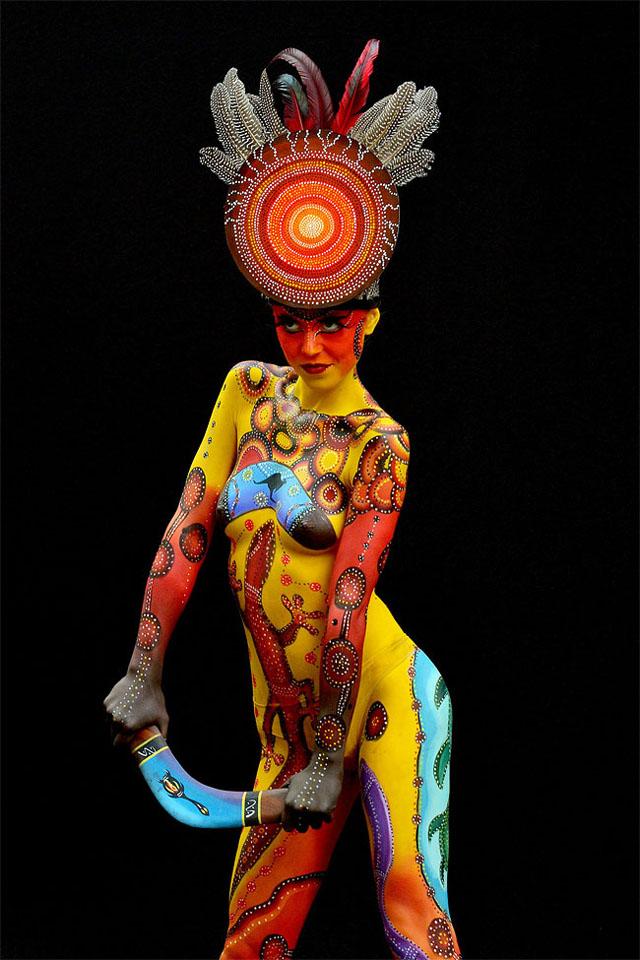 World Bodypainting Festival 2013