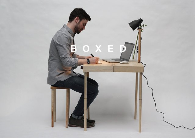 Boxed by Tyrone Stoddart