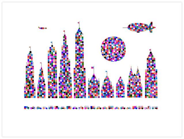 Pixel Art by Hal Lasko