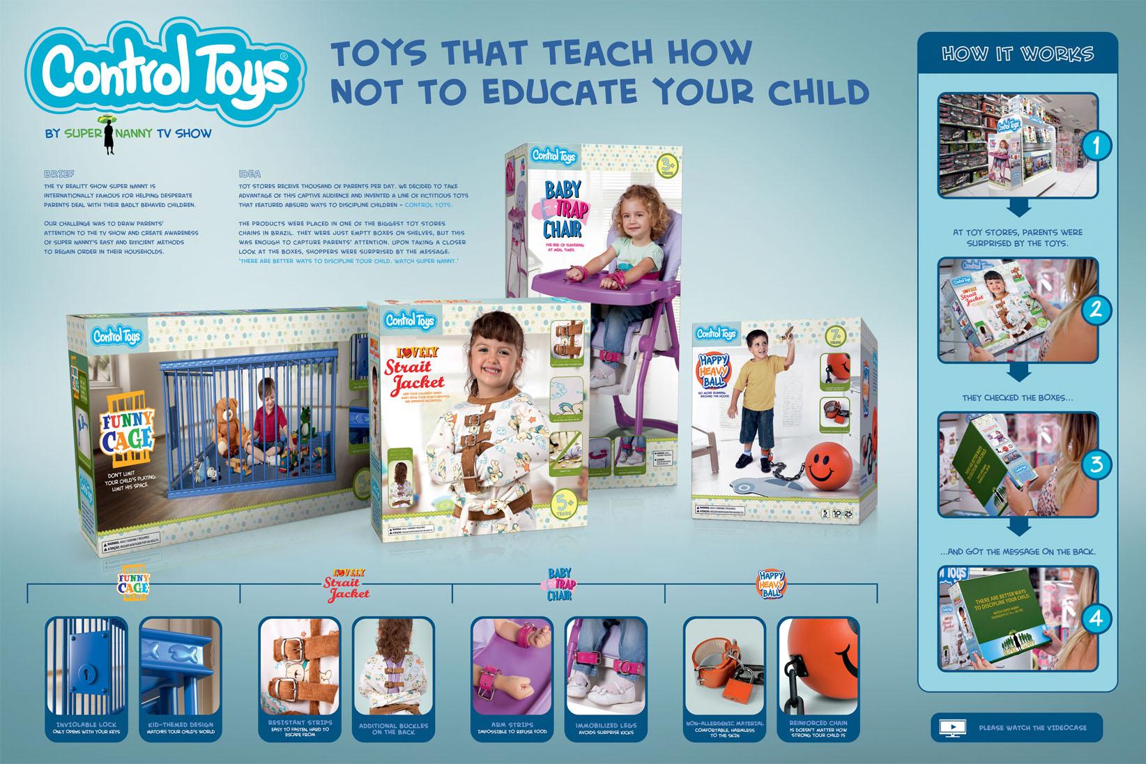 Control Toys