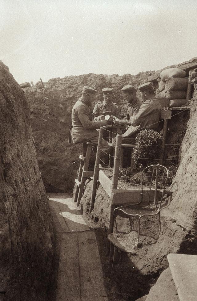 Walter Koessler WWI photos