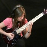 Talented Teenage Girl Performs Complicated 'Vivaldi Tribute' on the Guitar