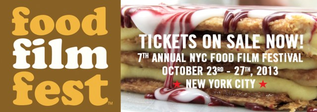 2013 NYC Food Film Festival