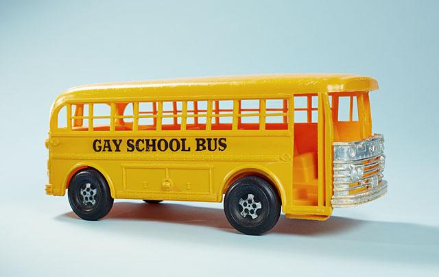 Gay School Bus