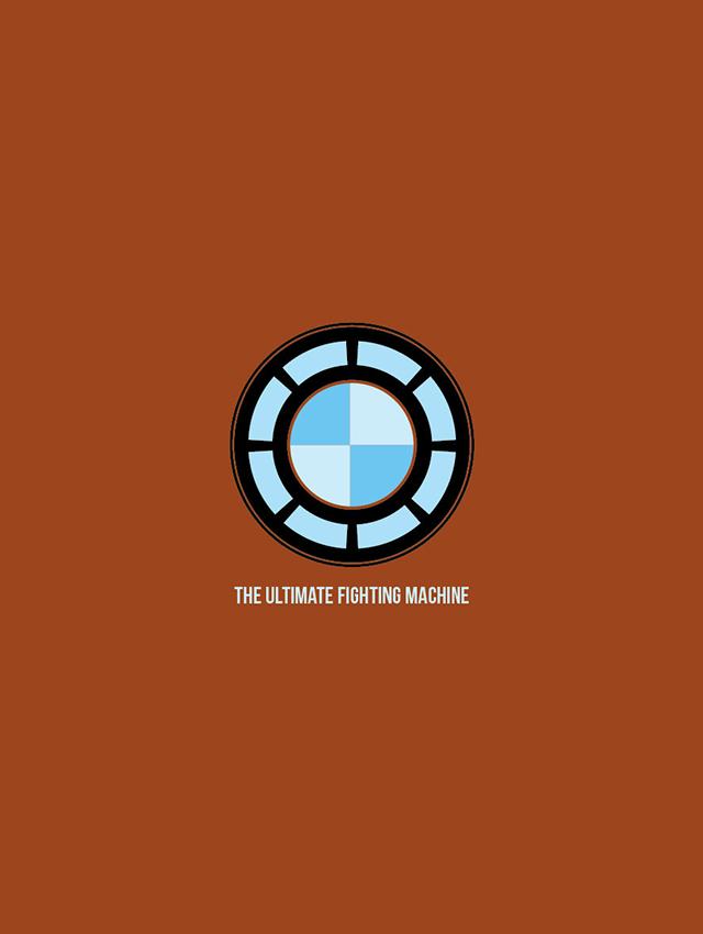 Iron Man - BMW