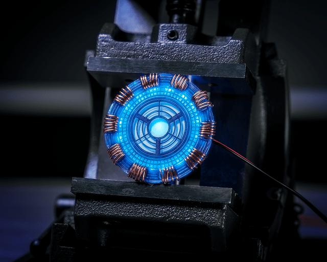 Iron Man Costume Reactor