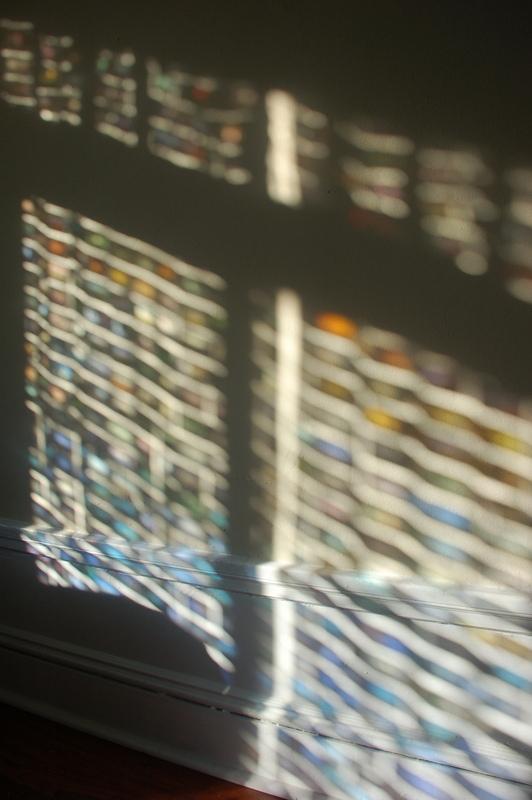 35mm Slide Curtains