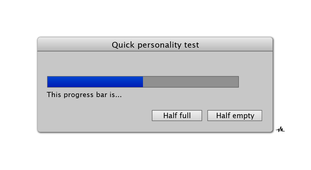 Work in Progress Bars