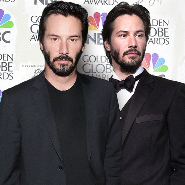 Keanu Reeves & Keanu Reeves