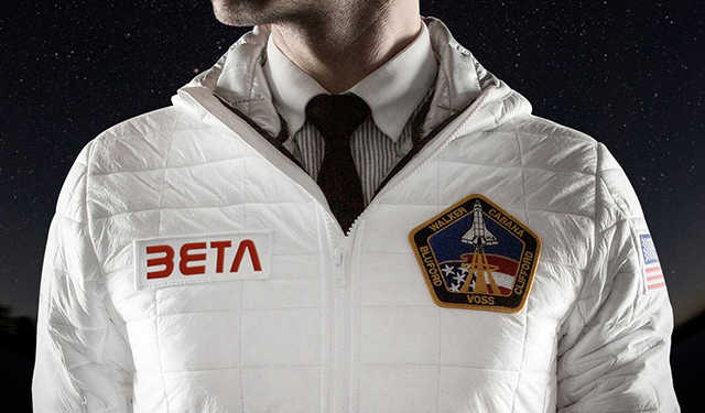 The Space Jacket by Betabrand
