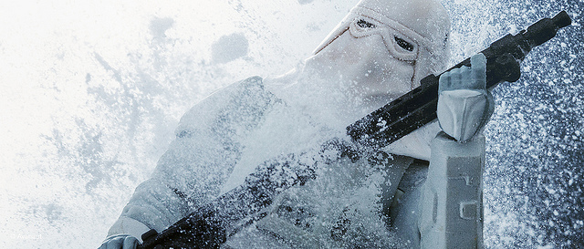 Star Wars Hoth Scenes