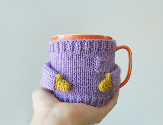 Mug Sweater - Purple