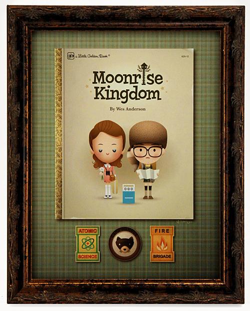 Little Moonrise Kingdom by Jerrod Maruyama