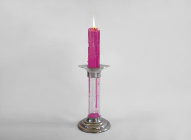 Rekindle Candle Holder by Benjamin Shine