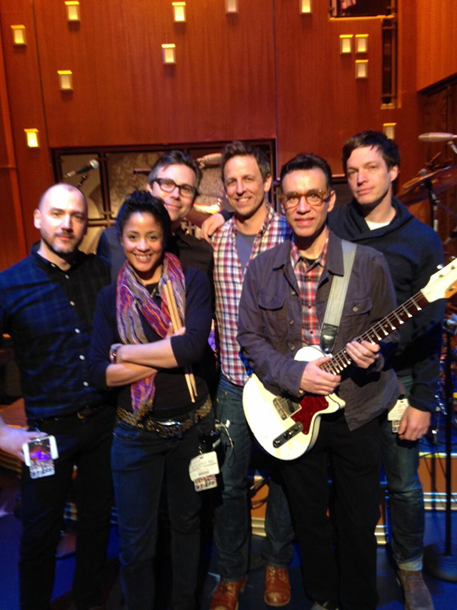 Seth Fred Band