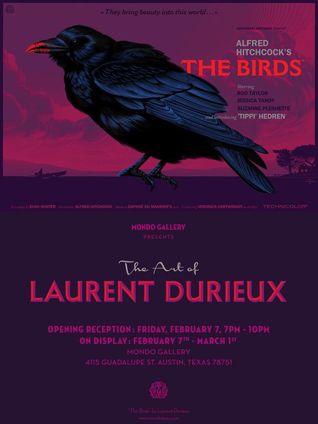 Laurent Durieux Art Show