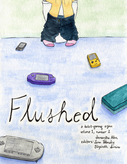 FLUSHED Gaming E-Zine