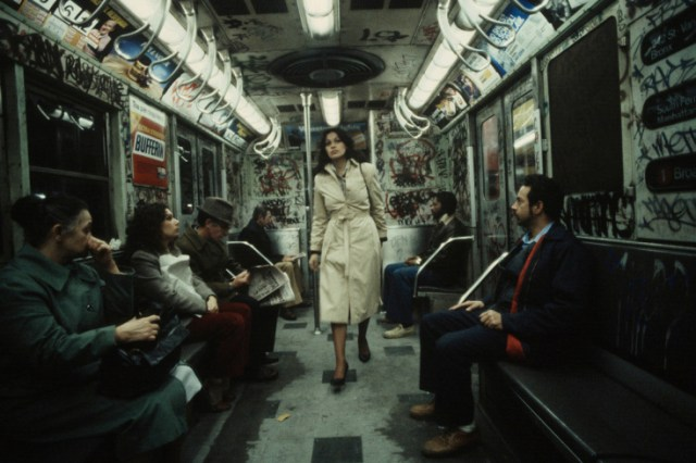 Rare photos of the New York City Subway in 1981