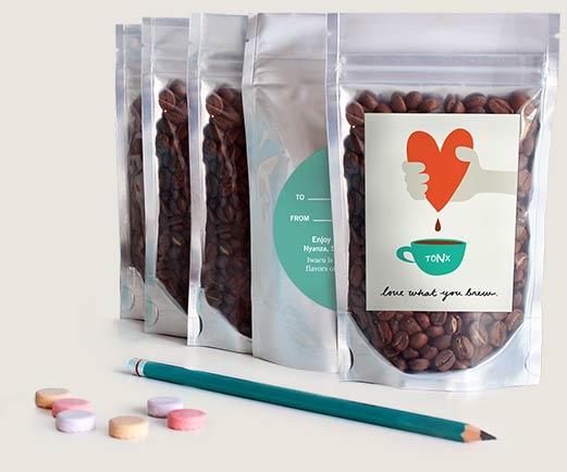 Tonx Coffeegrams
