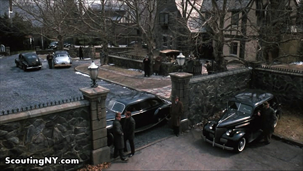 godfather york city filming locations then