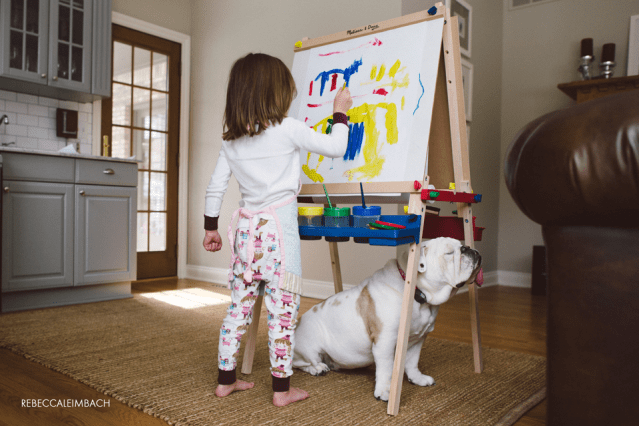 Harper and Lola (Painting Edition)