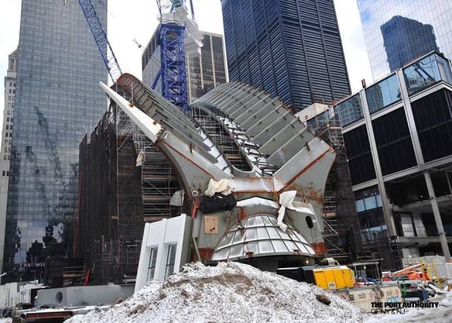 WTC Progress - March 2014