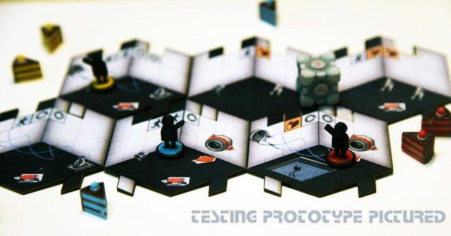 Portal Board Game