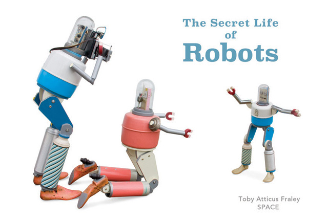 The Secret Life of Robots