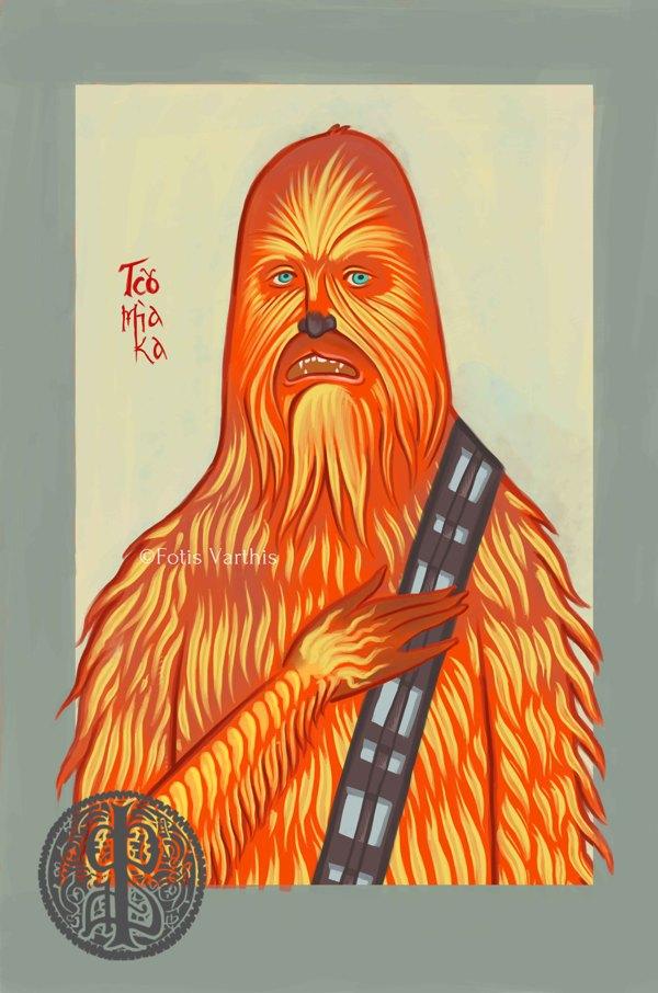 Chewbacca, Star Wars