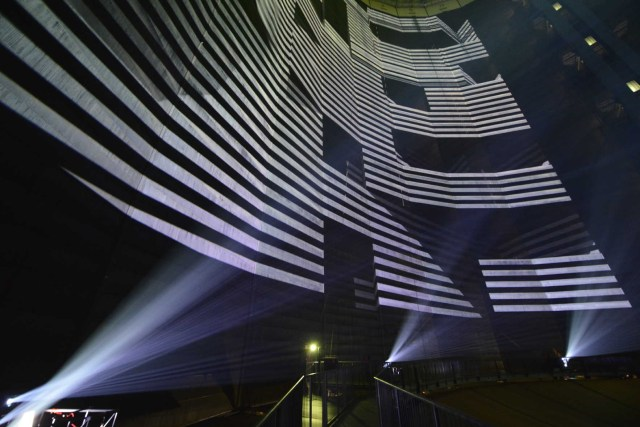 320 Licht Projection Mapping