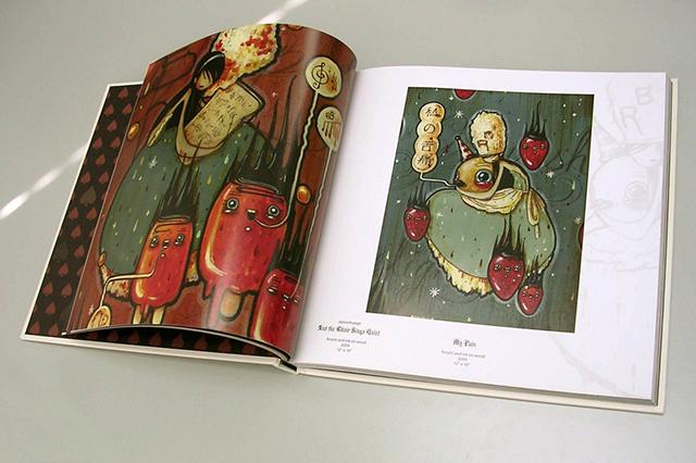 Brandi Milne Book and Print Set