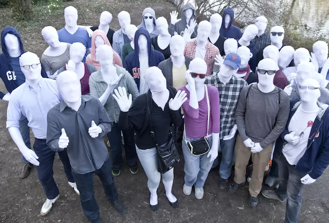 The Mannequin Mob