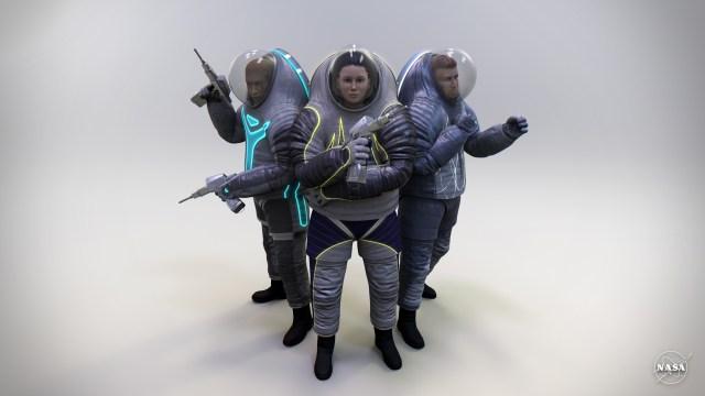 NASA Z-2 Suit