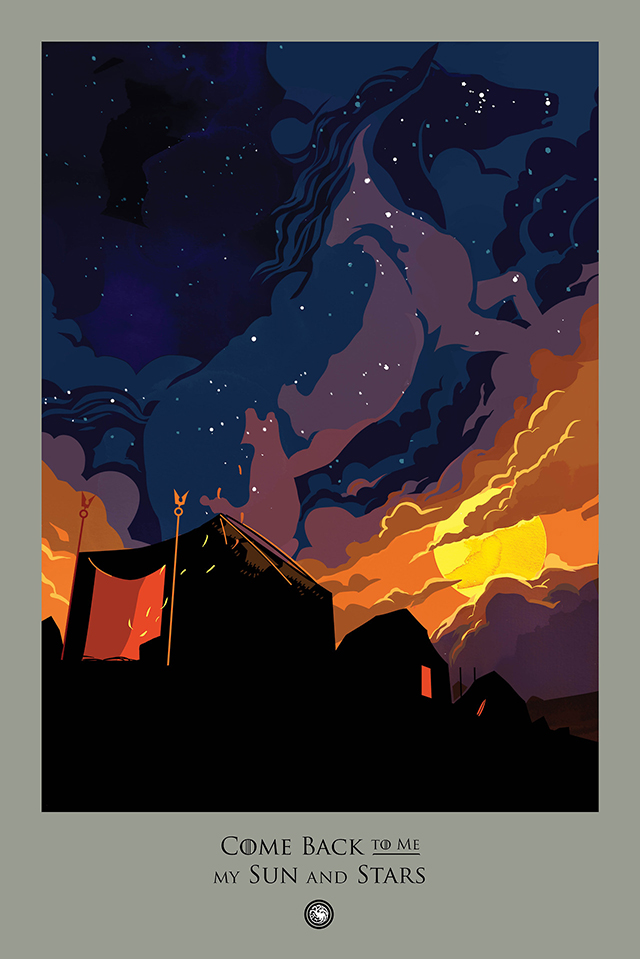 Fire and Blood Season 1, Episode 10