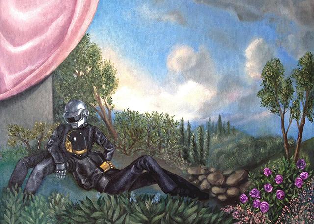 Splendor in the Outlands by Arabella Proffer