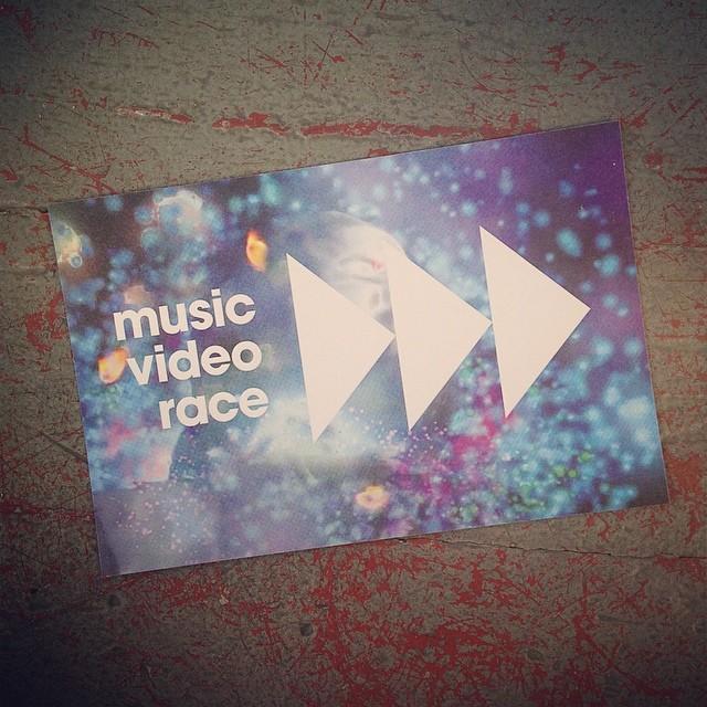 Music Video Race 2014