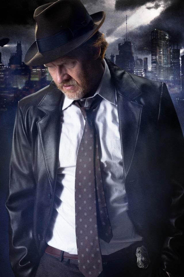 Gotham Show Harvey Bullock
