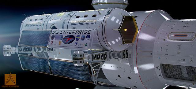 Warp Drive Spacecraft
