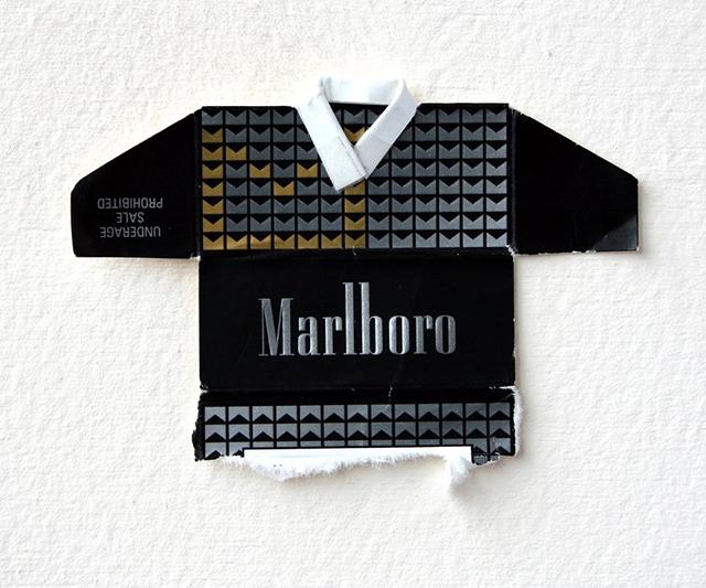 Malboro gold black